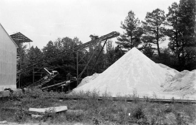 Gypsum Mining