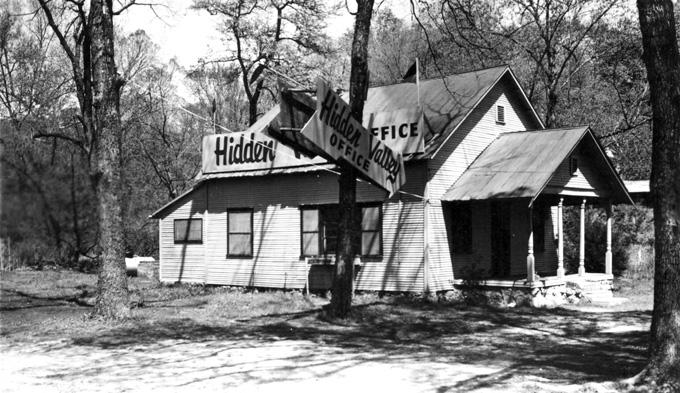 Hardy: Hidden Valley Office