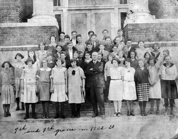 Harrisburg: School Children