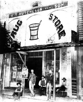 Magnolia: Hutcheson Drug Store