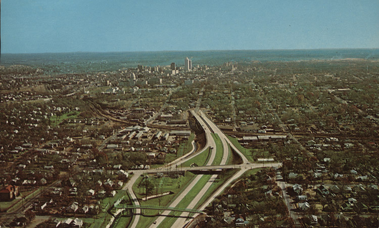 Interstate 630 Construction