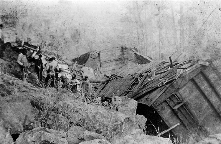 Johnson: Train Wreck