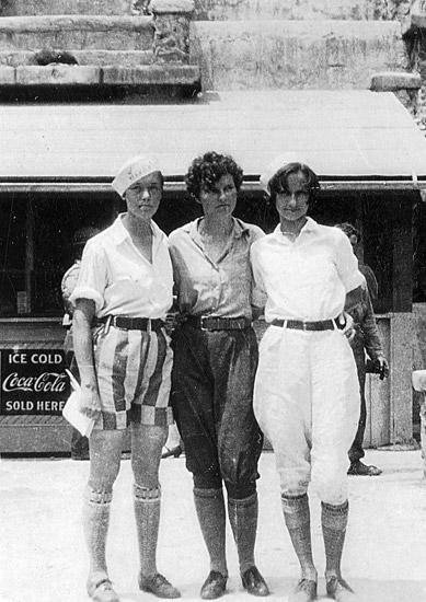 Joyzelle Campers; 1920s