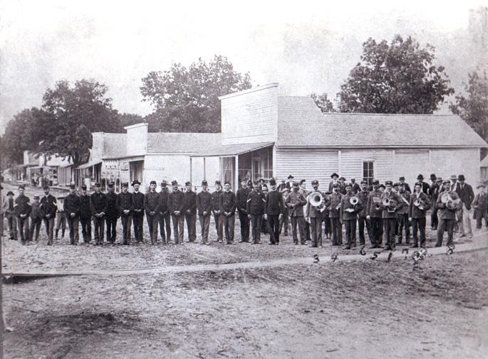 Judsonia: U.S. Army Band Performance