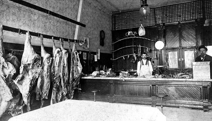 Little Rock: Butcher Shop