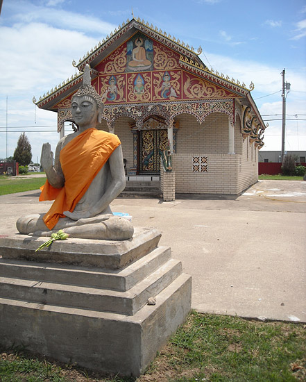 Fort Smith: Buddhist Temple