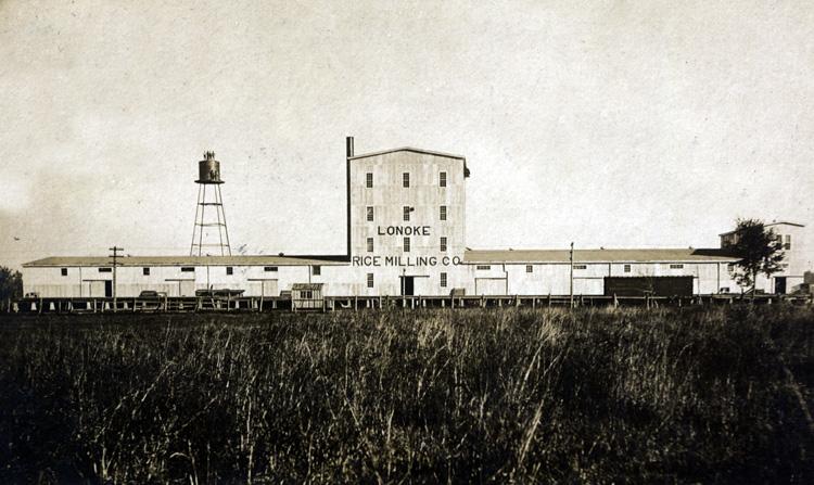Lonoke: Rice Mill