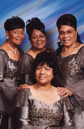 Gladys McFadden and the Loving Sisters
