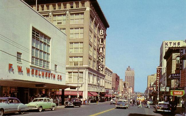 Little Rock; 1956