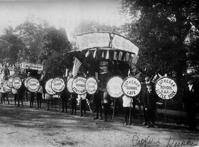 Lutheran Schools Parade