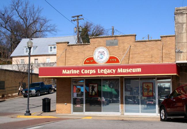 Marine Corps Legacy Museum