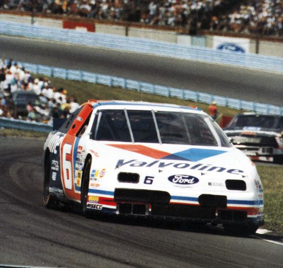 Mark Martin's Car