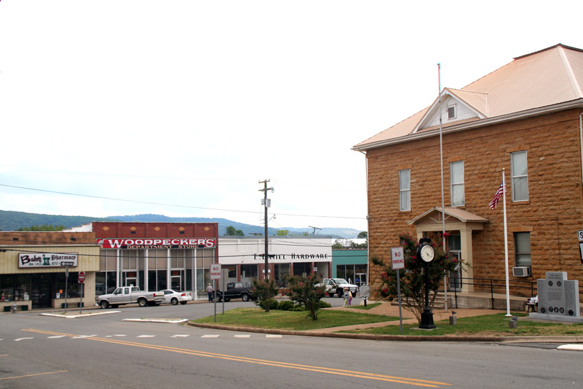 Marshall: Courthouse Square