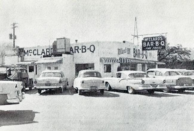 McClard's Bar-B-Q