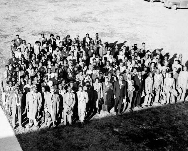 Arkansas Farm Bureau, Negro Division