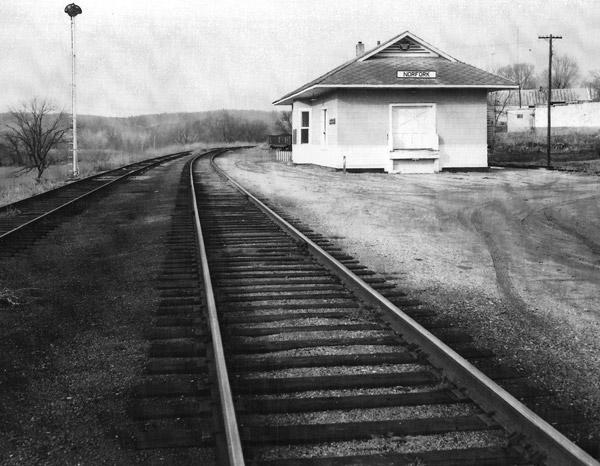 Norfork: Train Depot