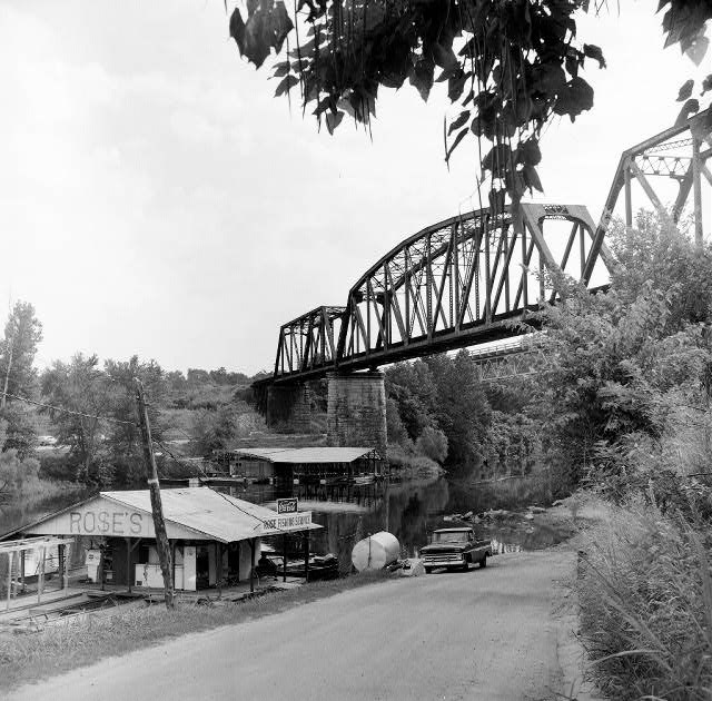 North Fork River Railroad Bridge