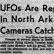 UFO Article