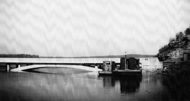 Henderson: North Fork River Bridge