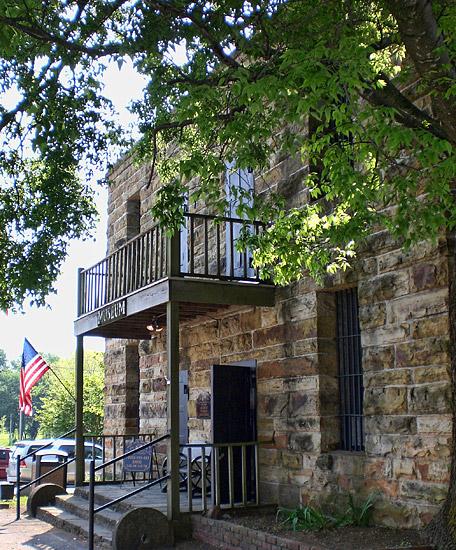 Greenwood: Old Jail Museum
