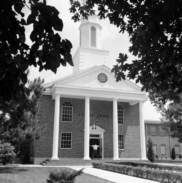 Ouachita Baptist College Chapel