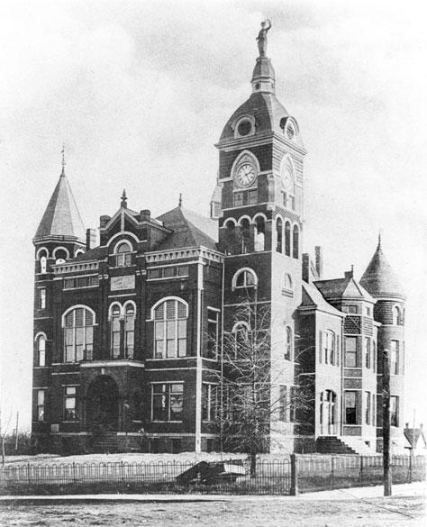Ouachita County Courthouse