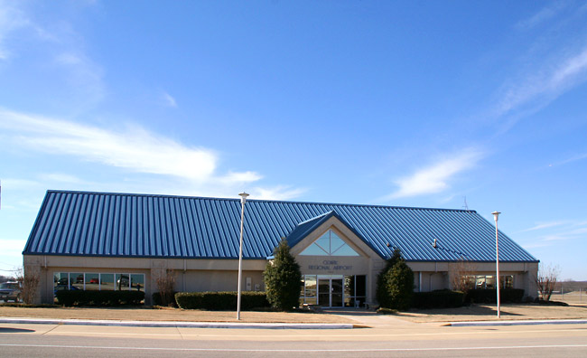 Mountain Home: Ozark Regional Airport