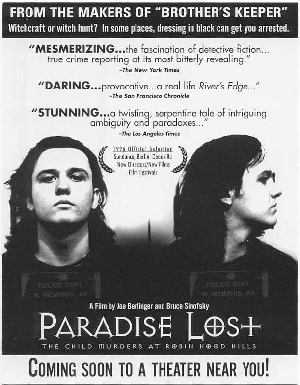 Paradise Lost Poster