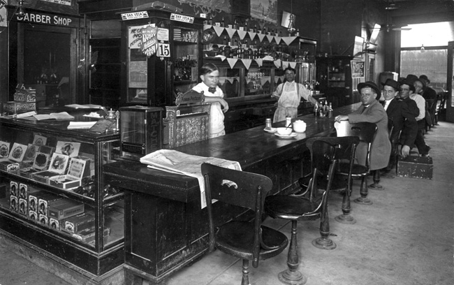 Paragould: Cafe