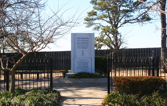 Parley Parker Pratt Monument