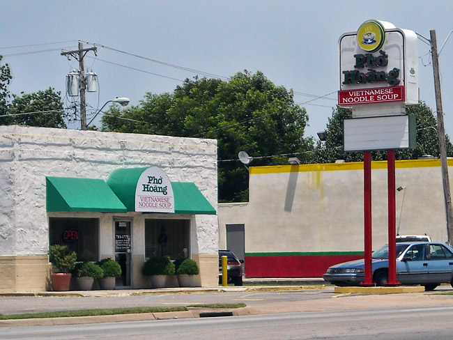 Fort Smith: Vietnamese Restaurant