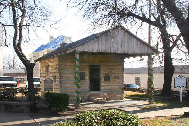 Van Buren: Albert Pike School