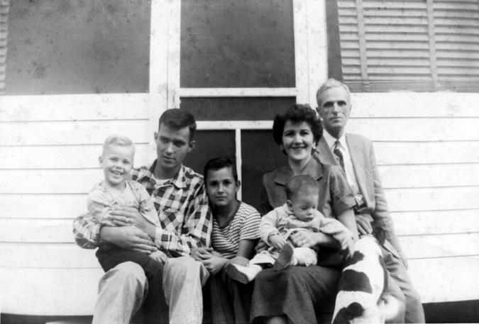 Charles Portis's Family