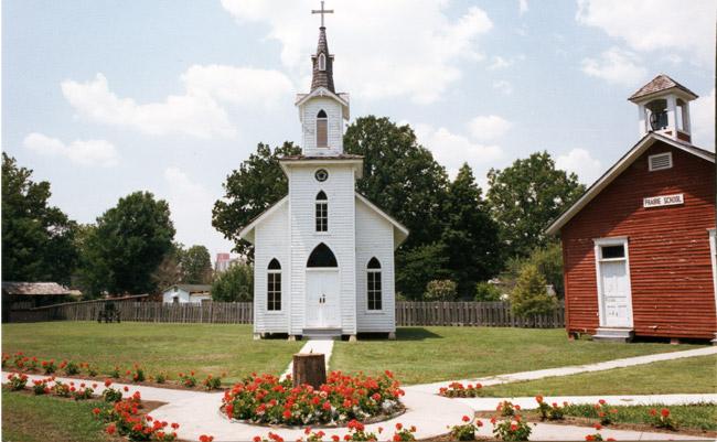 Museum of the Arkansas Grand Prairie Exhibit