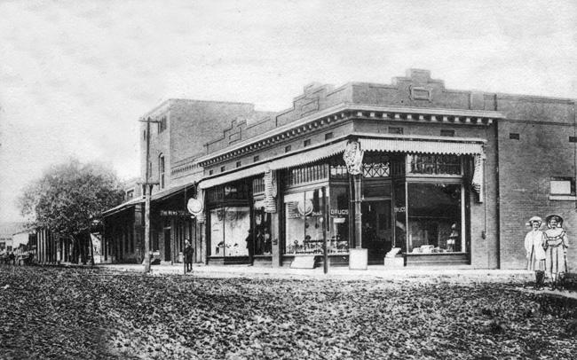 Prescott: Downtown