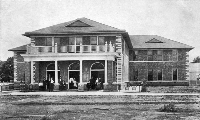 Prescott: Hotel