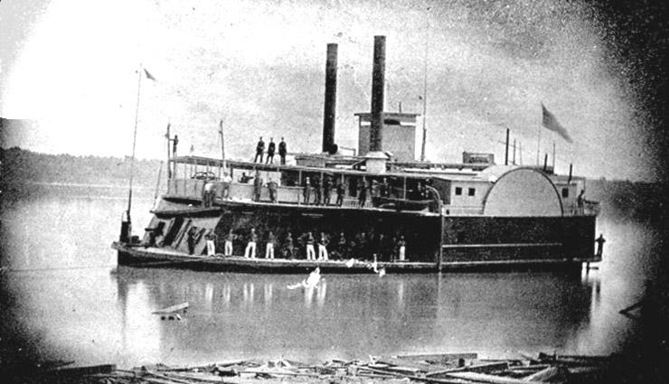 USS Queen City
