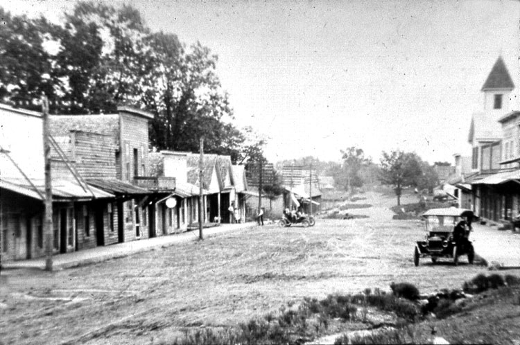 Quitman: Main Street