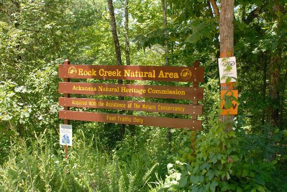 Rock Creek Natural Area