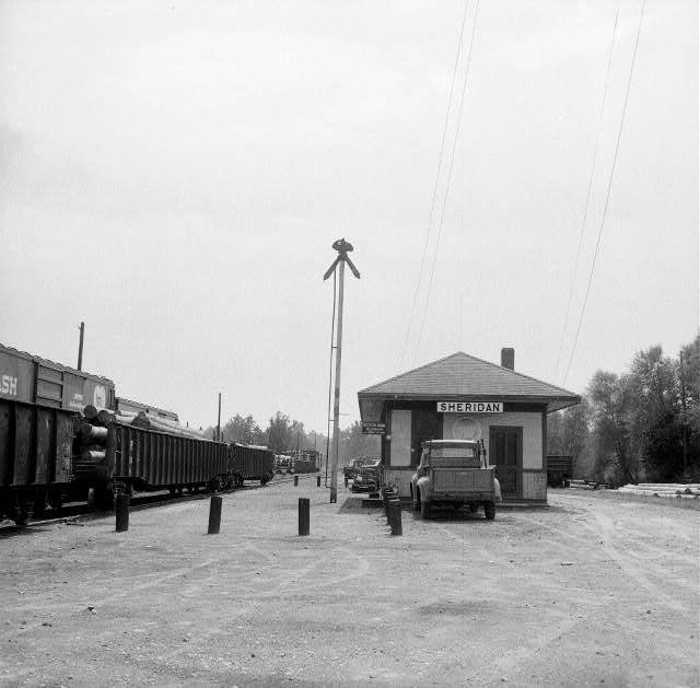 Sheridan: Train Depot