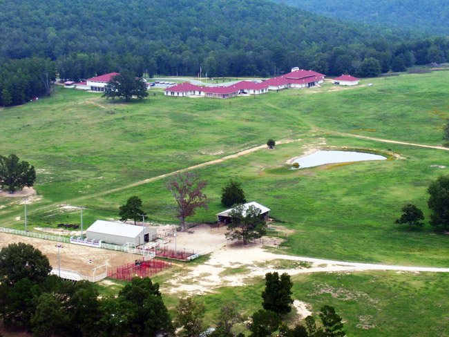 Arkansas Sheriffs' Youth Ranch