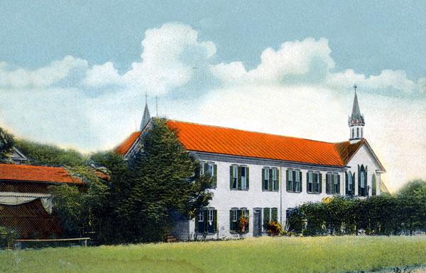 St. Scholastica Monastery