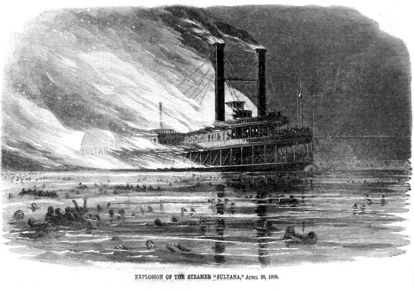 Steamboat Sultana