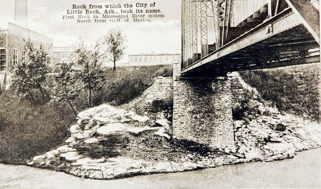 Little Rock [Geological Formation]