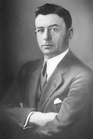 Theodore Marcus Sanders
