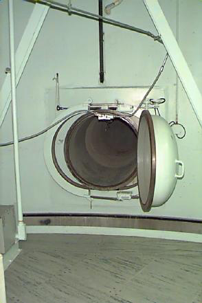 Titan II Missile Escape Hatch