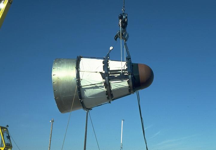 Titan II Missile Warhead