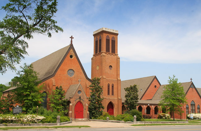 Pine Bluff: Episcopal Church
