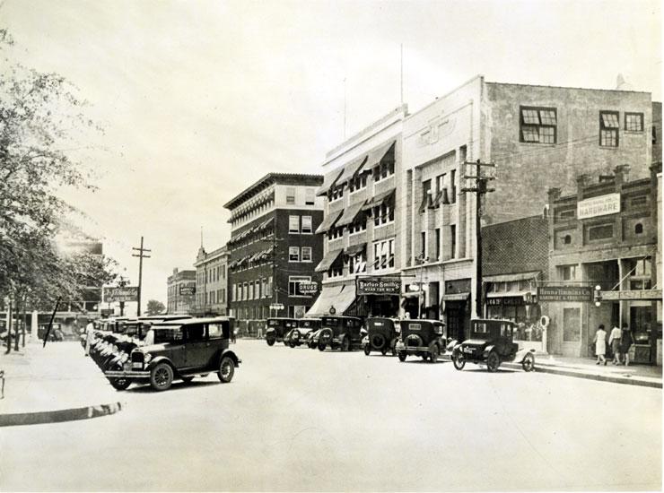 El Dorado: Courthouse Square