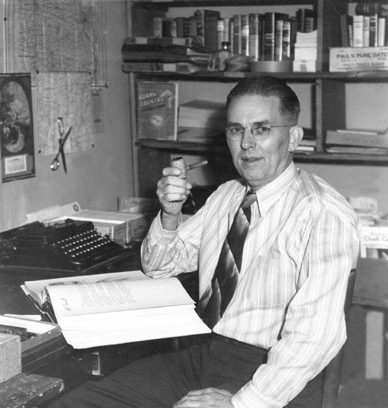 Otto Ernest Rayburn